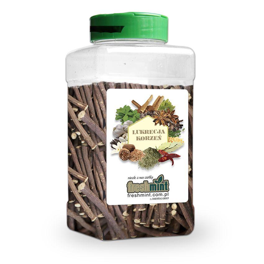 Lukrecja korzeń - Zioła cięte, warzywa, grzyby, owoce egzotyczne i przyprawy Freshmint Łódź