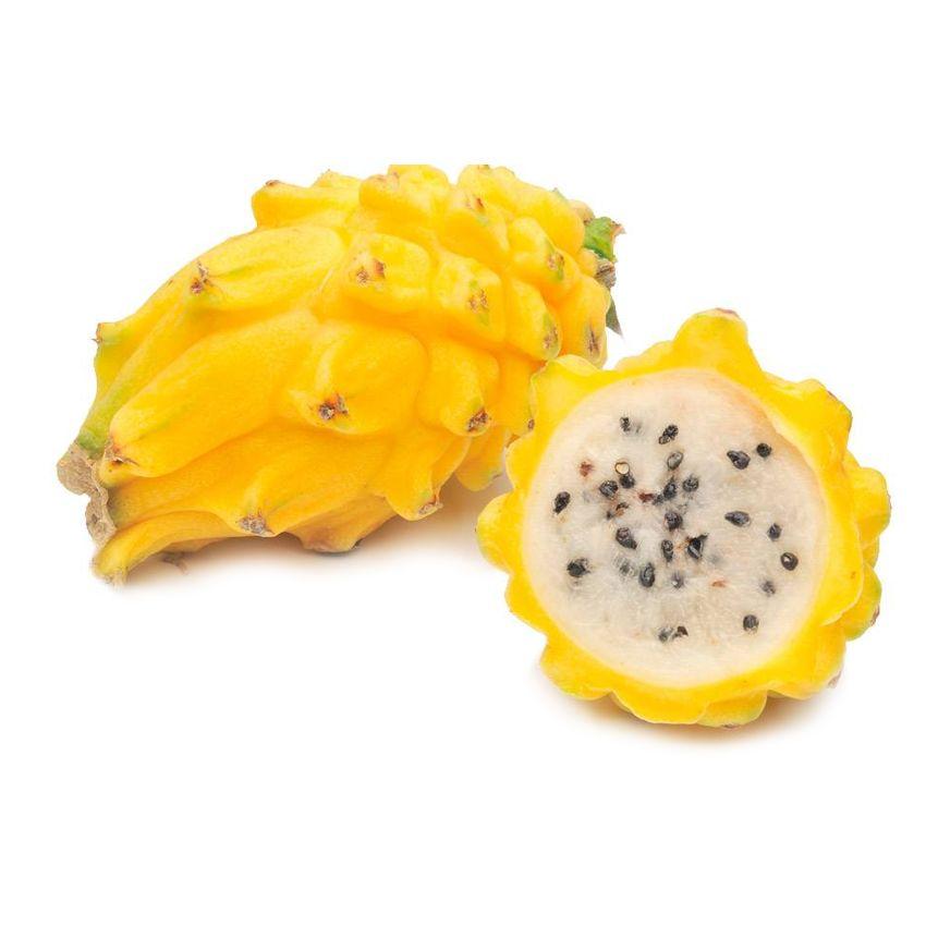 Pitahaya żółta - Zioła cięte, warzywa, grzyby, owoce egzotyczne i przyprawy Freshmint Łódź